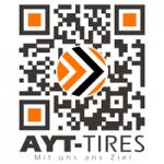 Kreativer QR-Code - Ayt-Tires