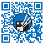 Farbiger QR-Code - City-Event