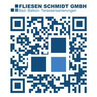 Kreativer QR-Code von Fliesen Schmidt